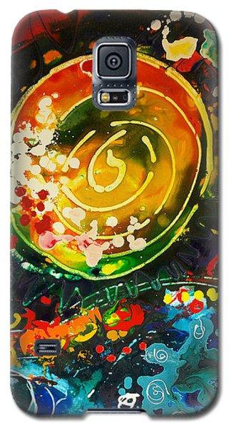 Redshift Canvas 3 Galaxy S5 Case