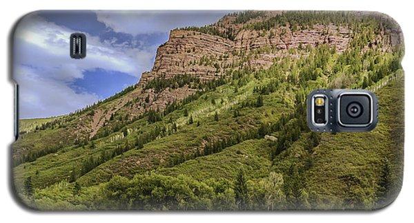 Redstone Cliffs At Redstone Colorado Galaxy S5 Case