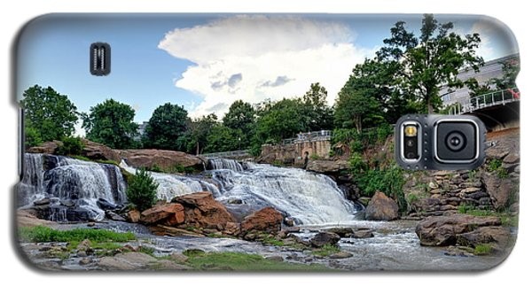 Reedy River Falls Galaxy S5 Case