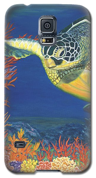 Reef Rider Galaxy S5 Case