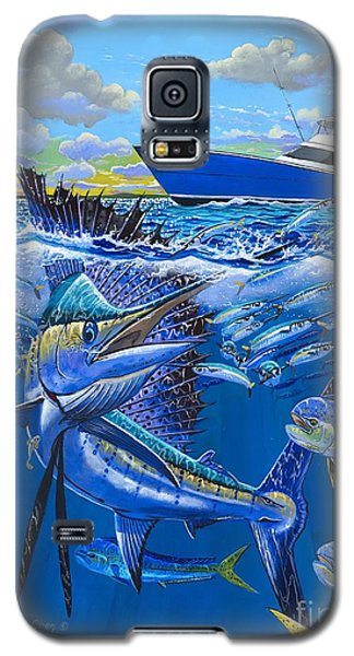 Reef Sail Off00151 Galaxy S5 Case by Carey Chen