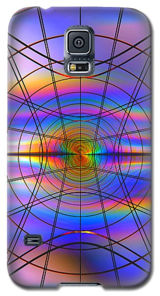Reentry At Dusk Galaxy S5 Case