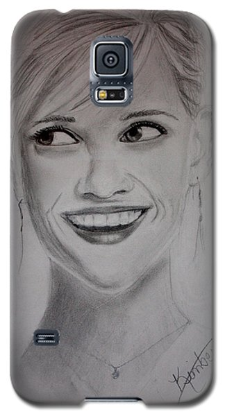 Reese Witherspoon Galaxy S5 Case
