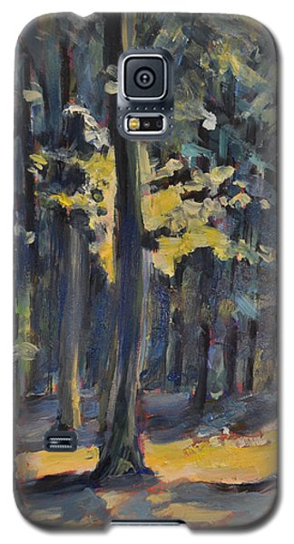 Reeshof Forest Galaxy S5 Case