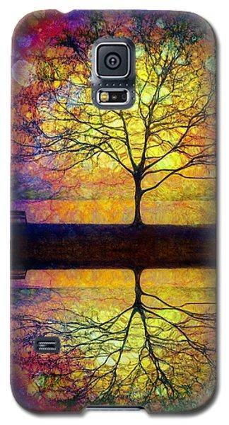 Reflected Dreams Galaxy S5 Case