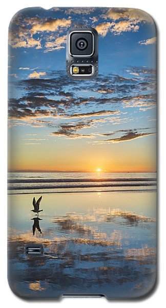 Reflected Flight Galaxy S5 Case