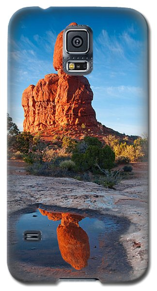 Reflected Rock Galaxy S5 Case