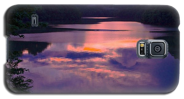 Reflected Sunset Galaxy S5 Case by Tom Culver