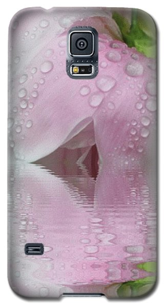 Reflected Tears Galaxy S5 Case by Barbara S Nickerson