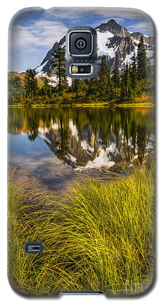 Reflecting Galaxy S5 Case