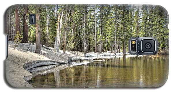 reflecting pond 2 Carson Spur Galaxy S5 Case