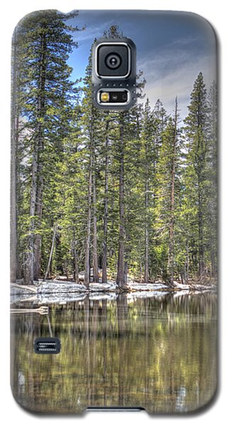 reflecting pond 4 Carson Spur Galaxy S5 Case