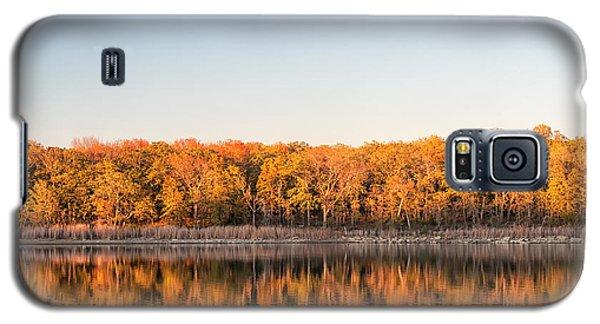 Reflecting Galaxy S5 Case