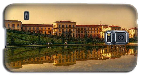 Reflection At Portello Park Galaxy S5 Case