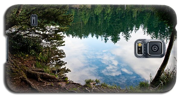 Galaxy S5 Case featuring the photograph Reflection by Crystal Hoeveler