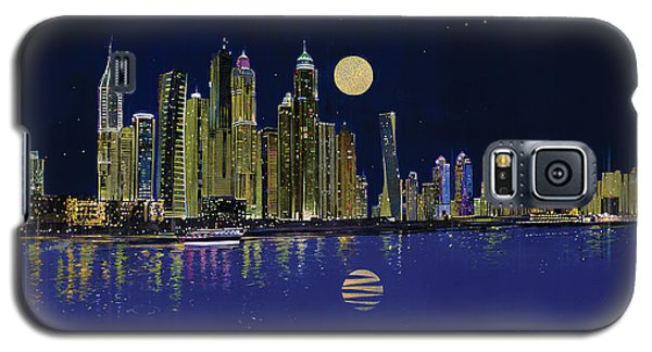 Reflection Of City Galaxy S5 Case