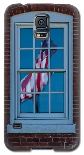 Galaxy S5 Case featuring the photograph Reflection Of Freedom by Patrick Shupert