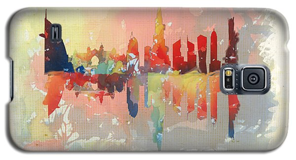 Reflection Of The City  Galaxy S5 Case