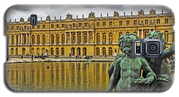Reflection Pool Of Versailles Galaxy S5 Case