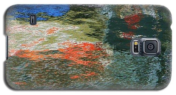 Reflections And Jellyfish In Ketchikan Galaxy S5 Case by Karen Molenaar Terrell