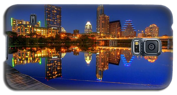 Galaxy S5 Case featuring the photograph Reflections by Dave Files