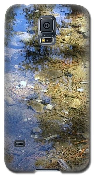 Galaxy S5 Case featuring the photograph Reflections by John Glass