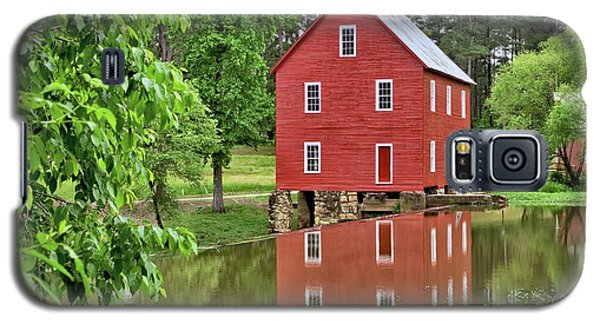 Reflections Of A Retired Grist Mill Galaxy S5 Case