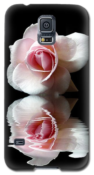 Reflections Of A Rose Galaxy S5 Case