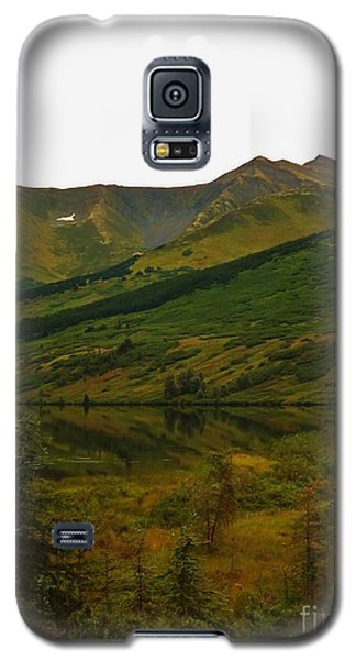 Reflections Of Alaska's Spring Galaxy S5 Case by Brigitte Emme