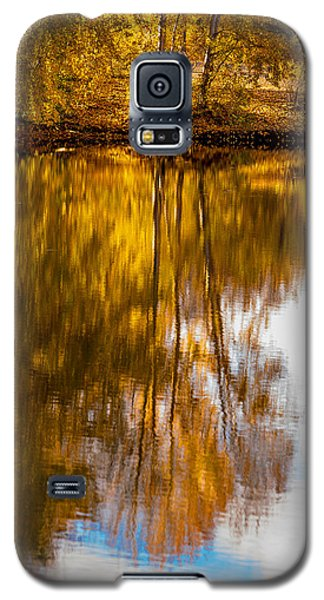Reflections Of Autumn Galaxy S5 Case