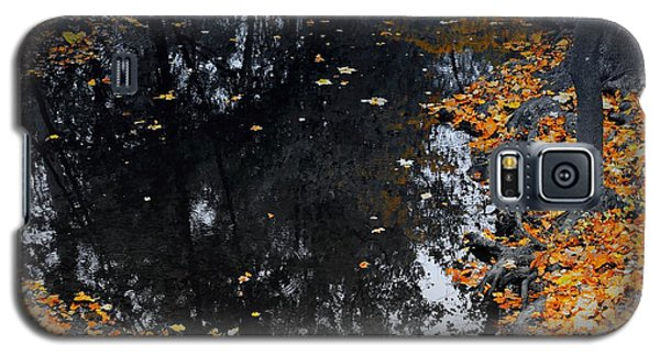 Galaxy S5 Case featuring the photograph Reflections Of Autumn by Photographic Arts And Design Studio