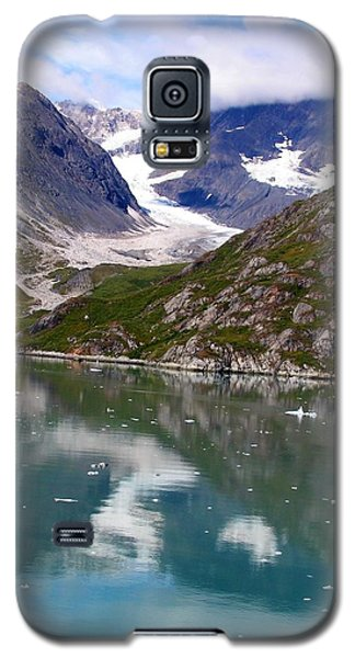 Reflections Of Blue And Green In Alaska Galaxy S5 Case