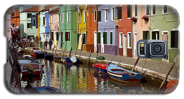 Reflections Of Burano Galaxy S5 Case