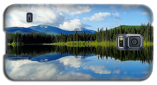 Reflections Of Nature Galaxy S5 Case