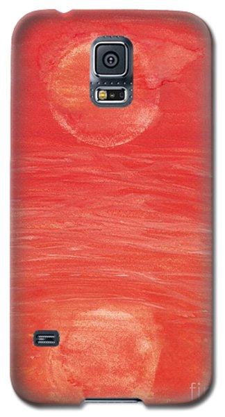 Reflections Of Pain Galaxy S5 Case by Tracey Williams