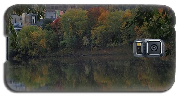 Reflections Of Pittston Galaxy S5 Case