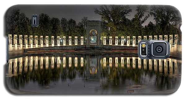 Reflections Of The Atlantic Theater Galaxy S5 Case