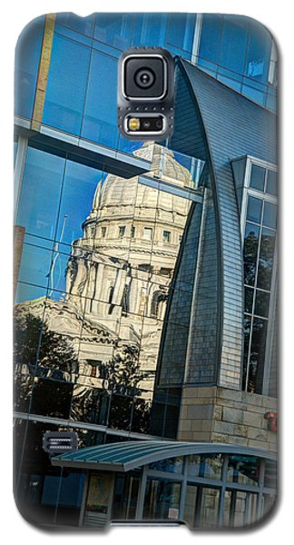 Reflections Of The Capitol Galaxy S5 Case