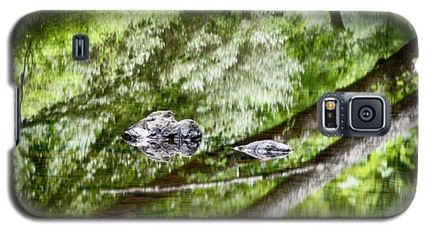 Reflections Of Van Campens Glen Galaxy S5 Case