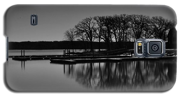 Galaxy S5 Case featuring the photograph Reflections Of Water by Miguel Winterpacht