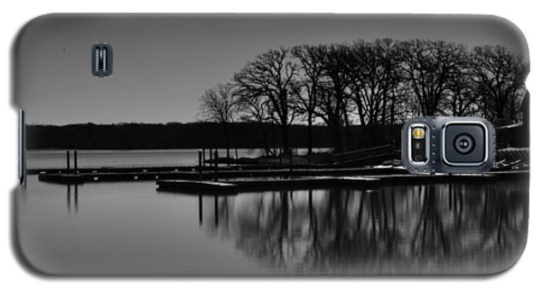 Reflections Of Water Galaxy S5 Case