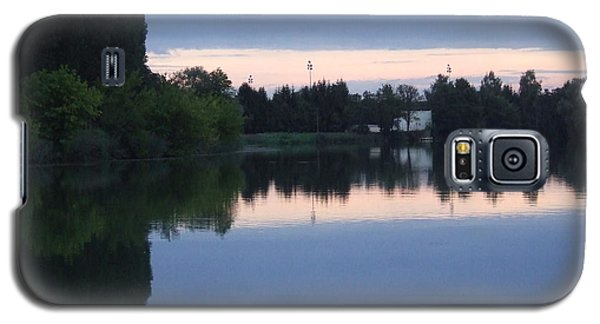 Reflections On La Saone Galaxy S5 Case