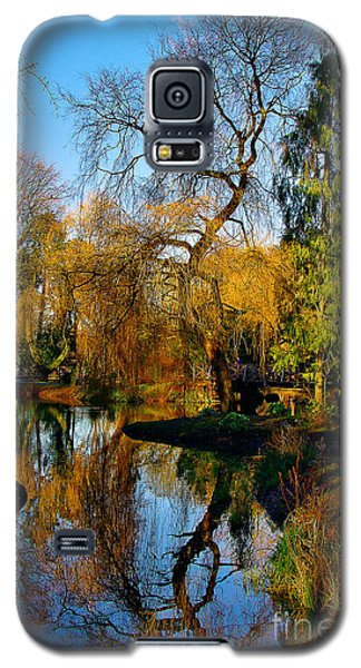 Reflections On The Lake Galaxy S5 Case