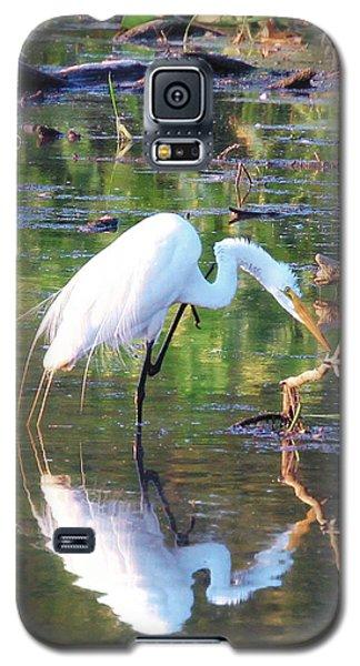 Reflections On Wildwood Lake Galaxy S5 Case
