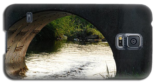 Galaxy S5 Case featuring the photograph Reflections by Ramona Whiteaker