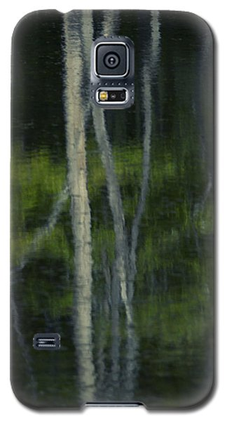 Galaxy S5 Case featuring the photograph Reflections by Skip Tribby