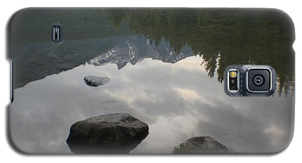 Reflections Two Jacks Lake Galaxy S5 Case