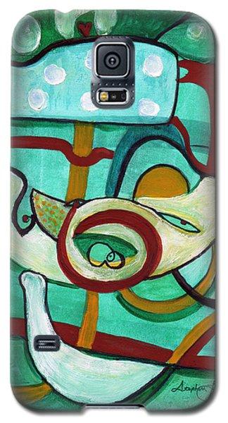 Reflective #3 Galaxy S5 Case