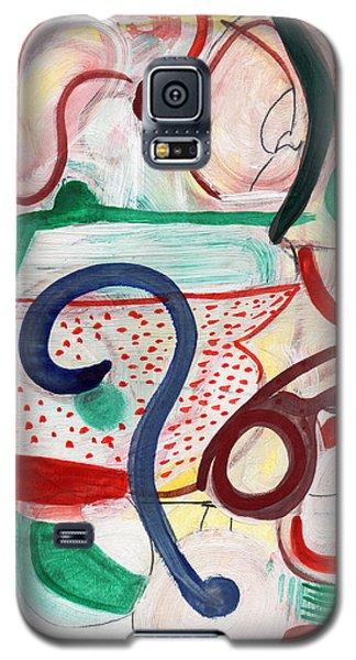 Reflective #6 Galaxy S5 Case