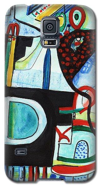 Reflective #7 Galaxy S5 Case